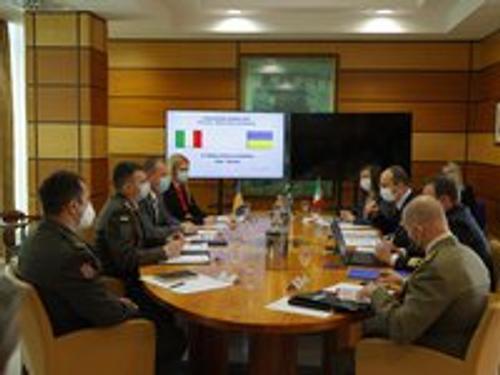 Италия и Украина обсудили планы возможных военных действий против России