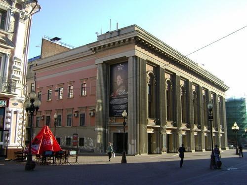 В Театре Вахтангова опровергли госпитализацию худрука Туминаса
