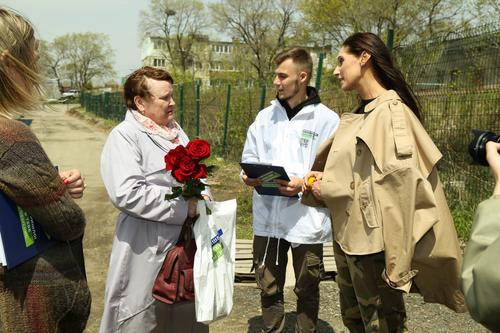 Штаб Розы Чемерис заработал в  Вольно-Надеждинске