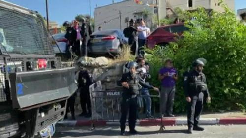Столкновения продолжаются в Восточном Иерусалиме, около 200 палестинцев получили ранения