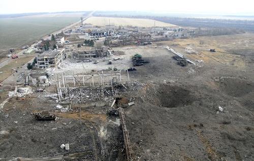Прокуратура Украины завершила расследование дела о взрывах на арсенале в Луганской области