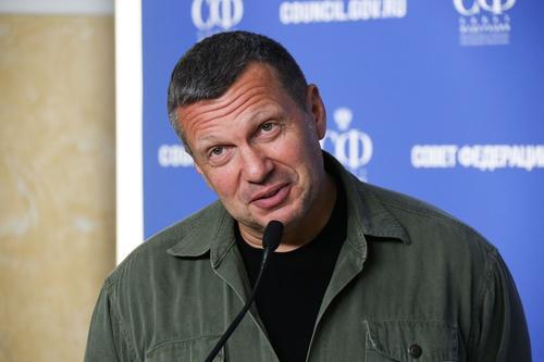 Владимир Соловьев прокомментировал высказывание Дмитрия Назарова о параде в честь Дня Победы