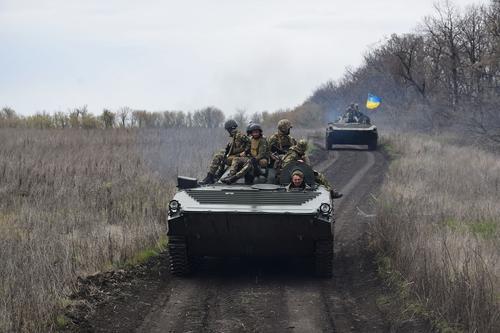 Генерал ВСУ Александр Кихтенко: НАТО не будет воевать с Россией за Украину