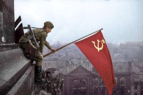 Сталинизм или подвиг народа?