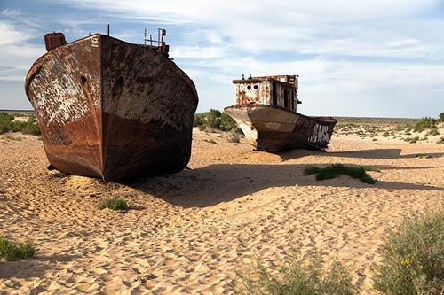 Почему реки страны Советов так и не потекли вспять