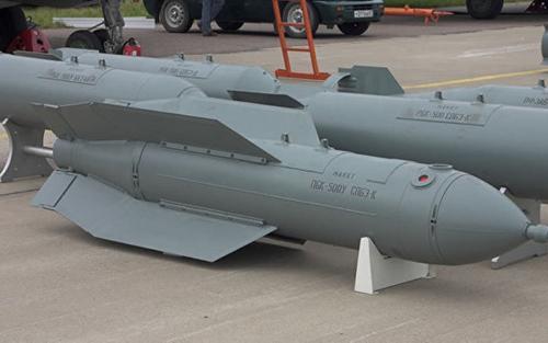 Армия России получит невидимую для радаров авиабомбу
