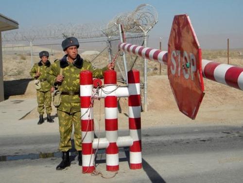 Граница между Киргизией и Узбекистаном так и не была согласована