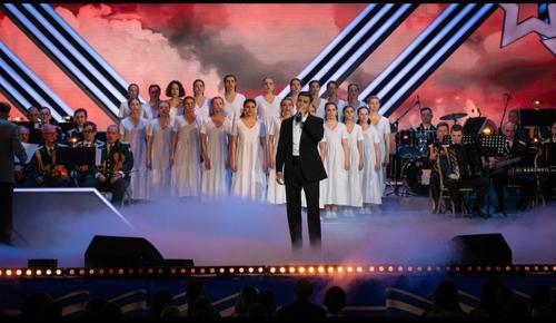 VI гала-концерт общественно-патриотической акции «Спасибо за верность, потомки!»