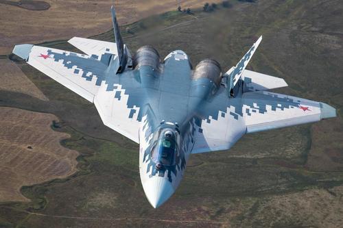 Су-57 продолжают модернизировать,  несмотря на задержку их серийного производства