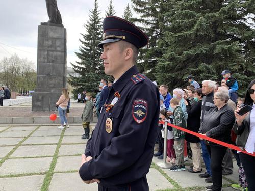Как на Южном Урале обеспечивалась безопасность во время празднования 9 Мая