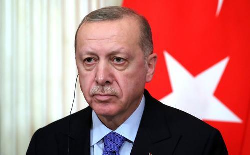 Эрдоган готов сплотить весь мир против Израиля