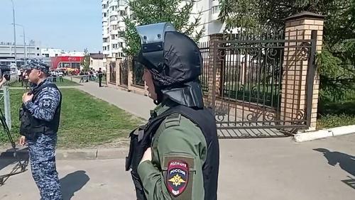 Мэр Казани Метшин назвал стрельбу в школе терактом
