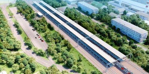 Собянин: Реконструкцию станции Мещерская будущего МЦД-4  завершат до конца года