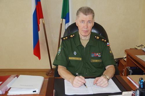 СМИ: свердловского генерала проверяет Следственный комитет
