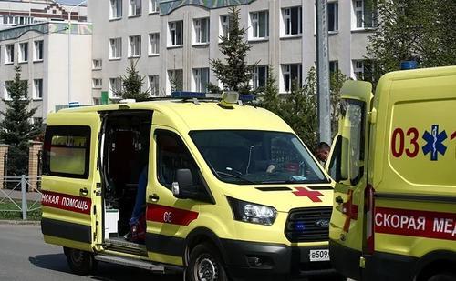 Штурм школы №175 в Казани. В результате стрельбы пострадали 27 человек, 8 из них скончались