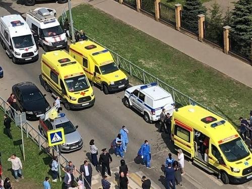 Власти Татарстана уточнили число погибших при стрельбе в школе