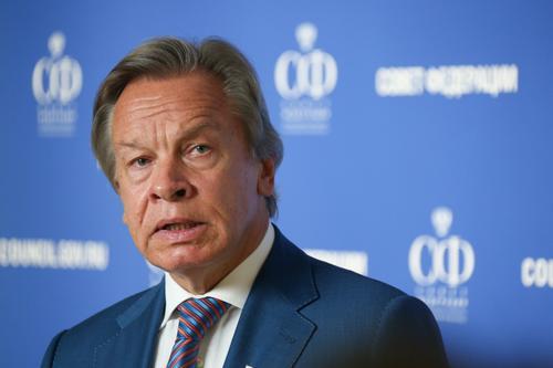 Пушков оценил решение МИД РФ объявить персоной нон-грата пресс-секретаря посольства США в Москве: «Это зеркальные меры»