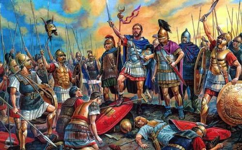 Праславяне армии Ганнибала
