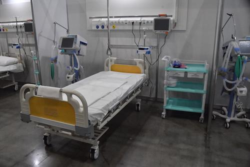 В России за сутки скончались 392 пациента с COVID-19