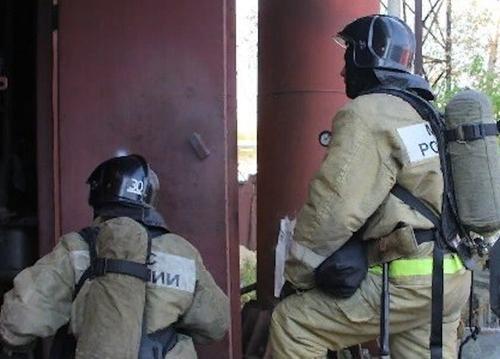 В Краснодарском крае вспыхнул пожар в детском саду