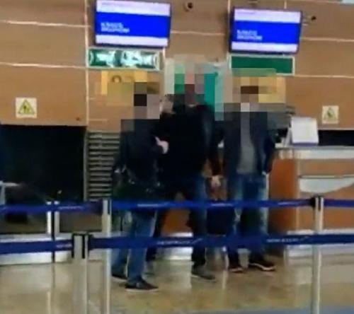 СКР подтвердил информацию о задержании в аэропорту сына бывшего главы Мордовии и экс-губернатора Самарской области Меркушкина