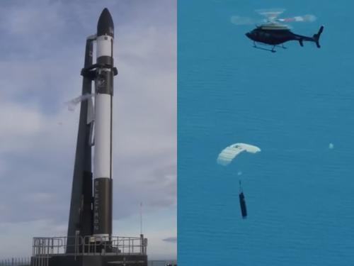 Запуск американской ракеты Electron закончился неудачей