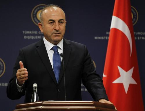 Турция выступает за создание международных сил для обеспечения физической защиты палестинских мирных граждан