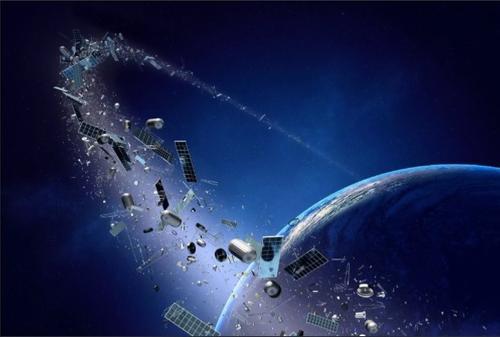 Интересные факты про космический мусор. Из интервью директора ЦНИИМАШа Игоря Бакараса