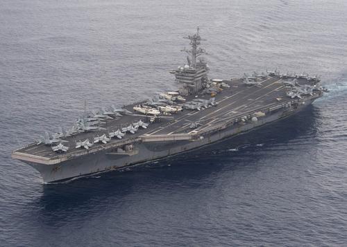 NetEase: даже передовые ПВО и ПРО не спасут американские авианосцы от уничтожения российскими гиперзвуковыми «Кинжалами»