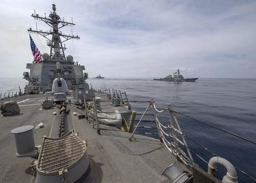 Sohu: Седьмой флот США столкнется с проблемами в случае строительства Россией авианосца «Варан»