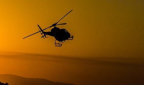 В Архангельской области потерпел крушение вертолет, один человек погиб