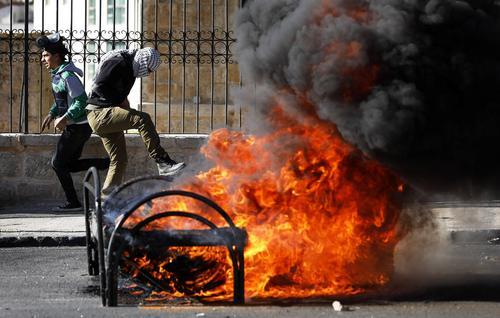 В Палестине наступил «День Гнева», и это грозит тяжёлыми последствиями