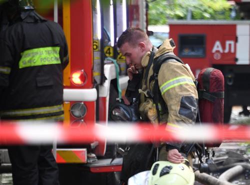 Мать и двое детей погибли при пожаре в жилом доме в Оренбургской области