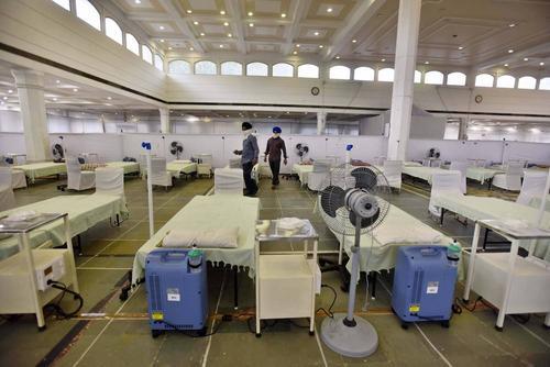 Количество случаев заражения коронавирусом в Индии превысило 25 млн