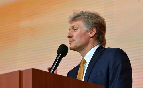 В Кремле оценили публикации о возможной отмене санкций в отношении «Северного потока – 2»