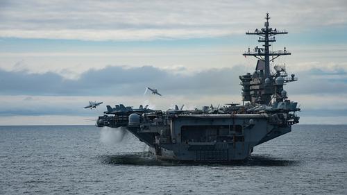 NetEase: рои подводных беспилотников России будут способны уничтожить авианосный флот США