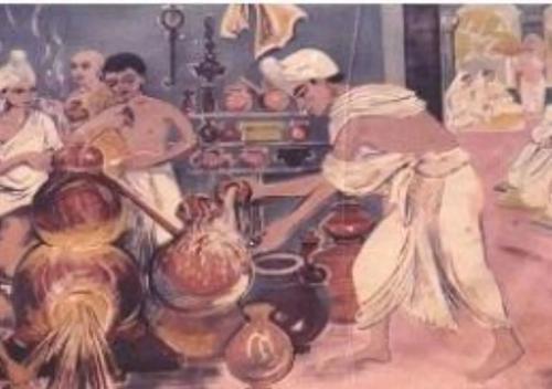 Как относились к алкоголю в Древней Индии