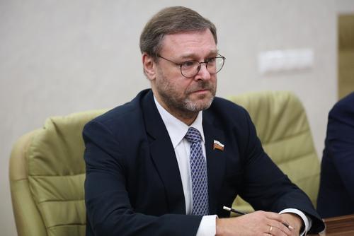 Сенатор Косачев оценил новый проект США о санкциях в отношении «Северного потока – 2»