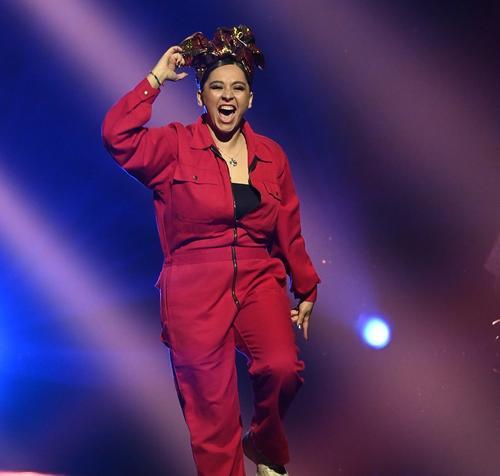 Манижа рассказала об эмоциях от выступления на Евровидении