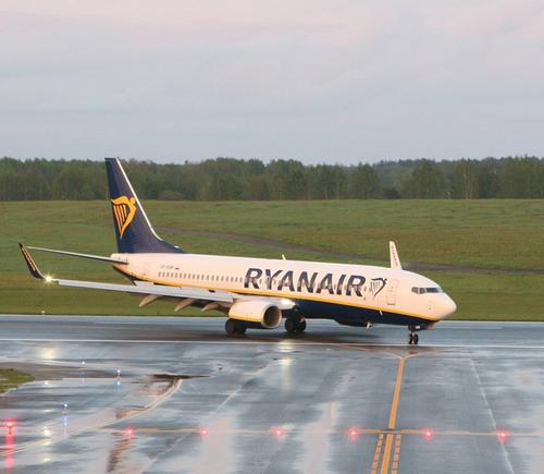 В авиакомпании Ryanair оценили действия властей Белоруссии