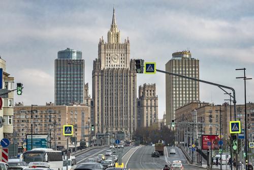 МИД РФ назвал «истерикой» реакцию Запада на инцидент с самолетом в Минске