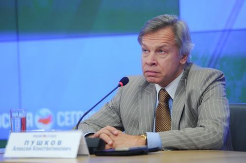 Пушков посоветовал президенту Польши взглянуть в зеркало