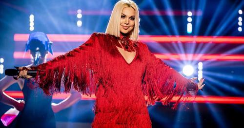 Певица Саманта Тина разочарована тем, как латвийцы встретили ее после «Евровидения»