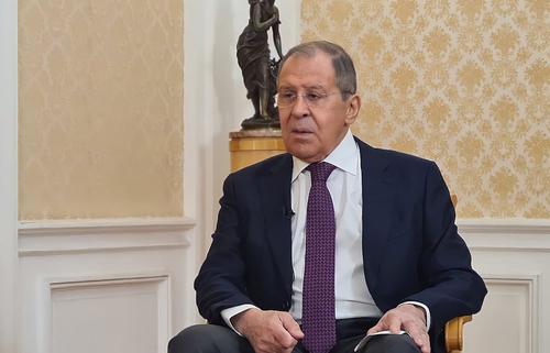 Лавров рассказал об ожиданиях Москвы от грядущей встречи Путина и Байдена