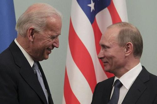 В США, Европе и Китае опасаются встречи Путина и Байдена