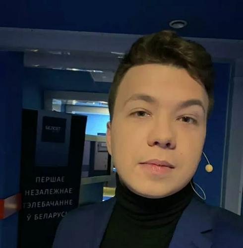 Белорусские СМИ опубликовали новые кадры с допроса Протасевича: «Меня подставили»