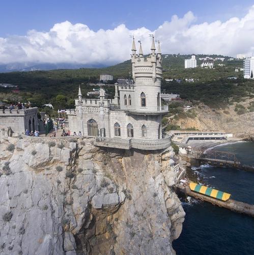 В Крым из-за разрушения дамбы утекла вода из Днепра