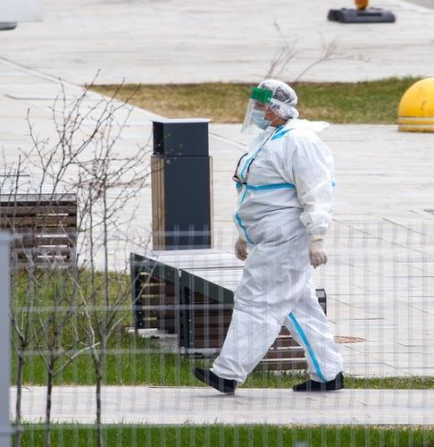 В России выявили наибольшее число зараженных коронавирусом с 14 марта