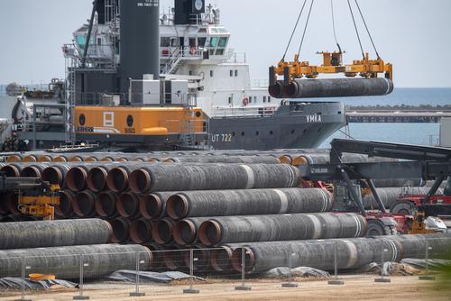 В Германии заявили, что условием для завершения «СП – 2» является продолжение транзита газа через Украину