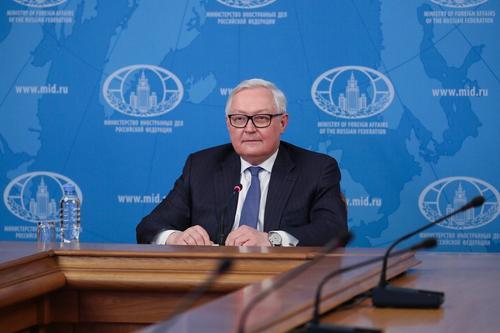 Рябков: Россия исключит США из списка недружественных стран при условии, если Вашингтон прекратит враждебную политику